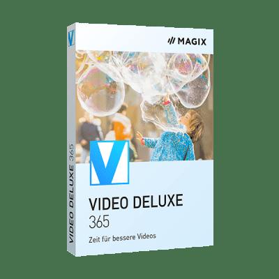 MAGIX Video deluxe 365