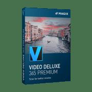 MAGIX Vidéo deluxe Premium 365