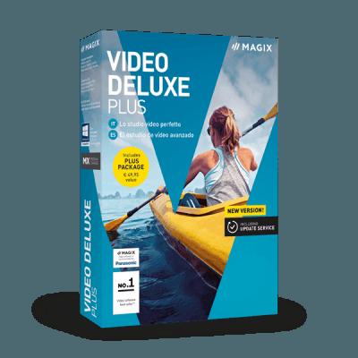 MAGIX Video deluxe Plus