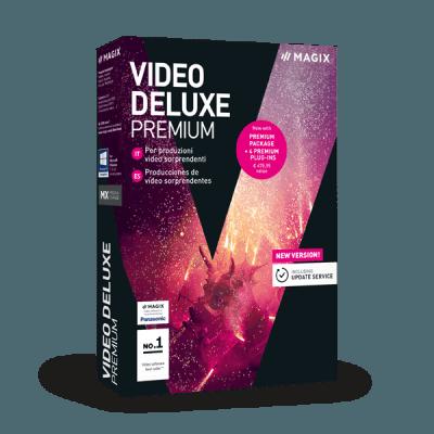MAGIX Video deluxe Premium