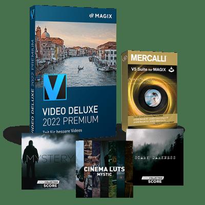 MAGIX Video deluxe 2022 Premium