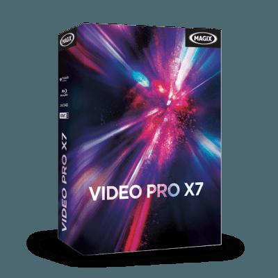MAGIX Video Pro X7