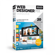 MAGIX Web Designer MX (Version 8)