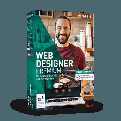 Web Designer Premium