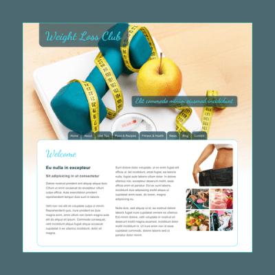 Gesundheit 4 (Web-Vorlage)